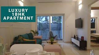 Luxury 1BHK Apartment, behind Manyata Tech Park Bangalore, Luxury Apartment! Tour