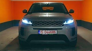 Noul Range Rover Evoque 2020 | 2.0 249 HP | Review POV Auto #landrover #iasi