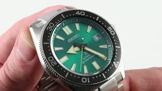 Seiko Prospex Diver 200m SBDC059 Luxury Watch Review