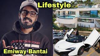 Emiwey Bantai (Indian Rapper) House, Car, Net-worth and Luxurious Lifestyle | Bilal Saikh