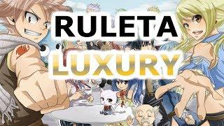 CELESTIAL SPIRIT MAGE | FAIRY TAIL - RULETA LUXURY