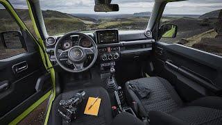 2019 Suzuki Jimny - INTERIOR