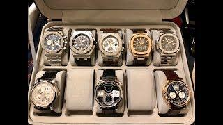 THE SUPER RICH - Best 9 Piece Upper Luxury Wrist Watch Collection