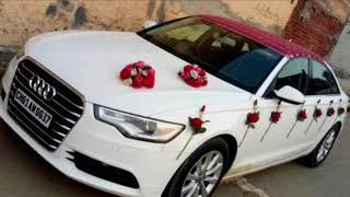 Ganganagar Karanpur luxury doli  wedding cars rental