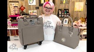 New Tonic Studios Nuvo Luxury Luggage For Crops & Storage is Here