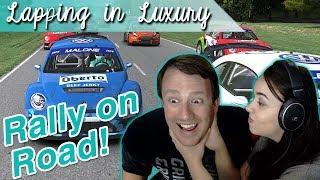 Lapping in Luxury - Rally on Road (hosted)