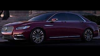 NEW 2019 - Lincoln Continental Super Luxury - Exterior and Interior Full HD