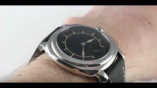 Laurent Ferrier Galet Square Boreal LCF013.AC.NSC7 Luxury Watch Review