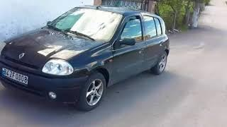 Clio 2 before|after