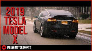 How Tesla Reinvented America Luxury | 2019 Tesla Model X 100D | Mary The Model X