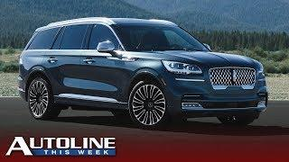 Ode To Joy: Lincoln's New Leader - Autoline This Week 2240