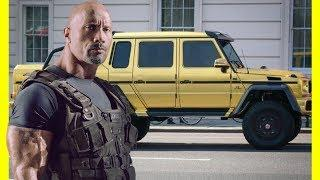 The Rock Cars Collection $8000000 Dwayne Johnson Luxury Lifestyle 2018