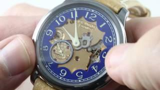 F.P. Journe Chronometre Bleu BYBLOS Limited Edition Luxury Watch Review