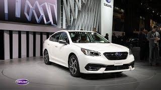 2020 Subaru Legacy: First Look – Cars.com