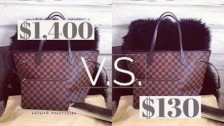 BOUJEE ON A BUDGET |Louis Vuitton Neverfull | Luxury Haul #12