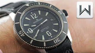 Jaeger-LeCoultre Master Compressor Diving Navy Seals (Q2018470) Luxury Watch Review