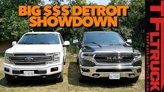 Canucks & Trucks (Luxury Edition): 2019 Ram 1500 vs Ford F-150 Limited Review