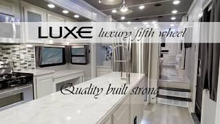 luxe luxury fifth wheel - Short