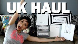 UK Luxury Haul | Dior, Celine, Lulu Guinness, etc | Kat L