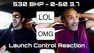 How FAST Is The New BMW 8 Series?! *Best Reaction Ever*