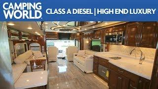 2018 Newmar Essex 4531 | Luxury Class A Motorhome - RV Review: Camping World