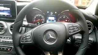 Interiors of Mercedes-Benz E-Class Sedan (luxury cars)