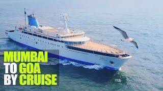 Angriya - India's 1st Luxury Cruise From Mumbai To Goa | Curly Tales