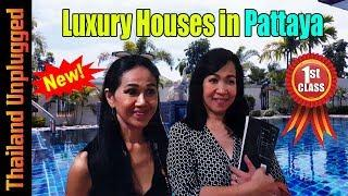 Pattaya Luxury Houses for Sale, How Much?