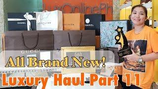Luxury Haul 2018 Part 11! My Gloves na???? !