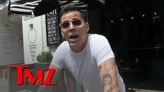 Steve-O Reacts To Bam Margera Falling Off The Wagon | TMZ