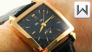 Omega Museum Collection 1951 Cosmic Triple Calendar Limited Edition (5701.80.03) Luxury Watch Review