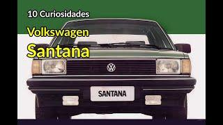 Santana e Quantum: 10 curiosidades dos Volkswagens de luxo | Carros do Passado | Best Cars