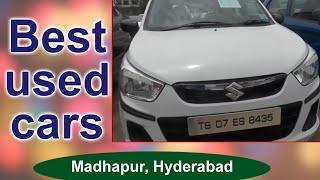 Best luxury cars in madhapur, hyderabad