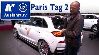 Auto Show Paris Tag 2
