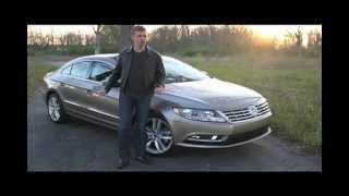 2013 Volkswagen CC Lux review - Car Coach Reports by Paul Fix 3