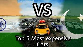 Top 5 most expensive and luxury Cars in INDIA & PAKISTAN ||•
