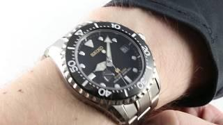 Grand Seiko Spring Drive Diver SBGA031G Luxury Watch Review