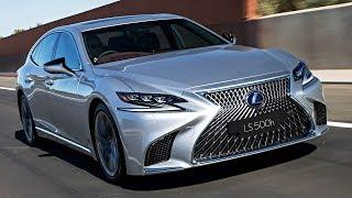 2019 Lexus LS 500 Hybrid - New Lexus Luxury Sedan Experience