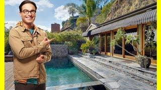 Johnny Galecki House Tour $2000000 Big Bang Theory Star Luxury Lifestyle 2018