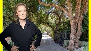 Meryl Streep House Tour $3600000 Expensive Luxury Lifestyle 2018