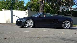 Lorbek Friday Drive - Audi R8 V10 Spyder