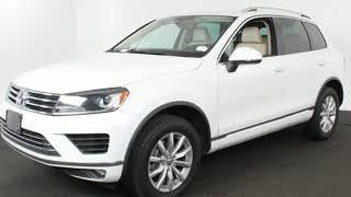 2015 Volkswagen Touareg Kennesaw GA Atlanta, GA #KP5003