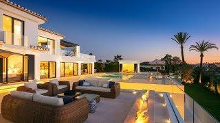 New Modern Luxury Villa Front Line Golf Los Naranjos, Marbella, Spain | 5.120.000€