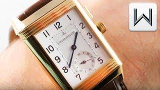Jaeger-LeCoultre Reverso Duoface Dual Time (Q2712410) Luxury Watch Review