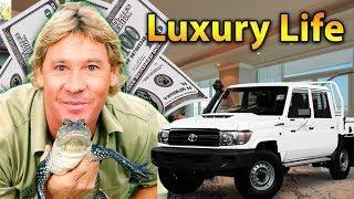 Steve Irwin Luxury Lifestyle   Bio, Family, Net worth, Earning, House, Cars