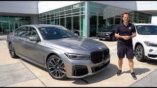 Is the 2020 BMW 750i the ULTIMATE luxury sedan?