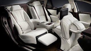 2018 Lexus LS 500 - INTERIOR