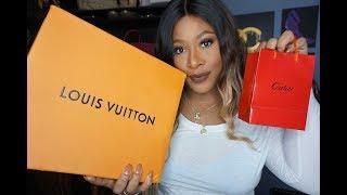 Boojie On A Budget | Luxury Replica Haul | Cartier & LV