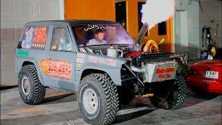 4x4 Machines Dubai | Turbo Jeeps In Dubai | Turbo Sound Compilation