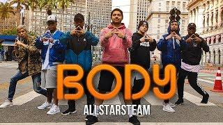 Loud Luxury Feat brando - Body /   ALL STARS TEAM DANCE